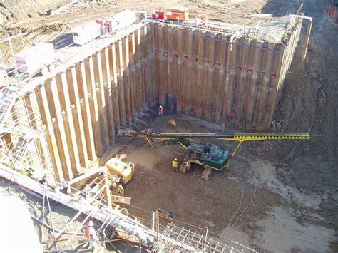 Sheet-PileWall-Construction