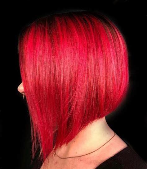 Short-BrightRed-Hair