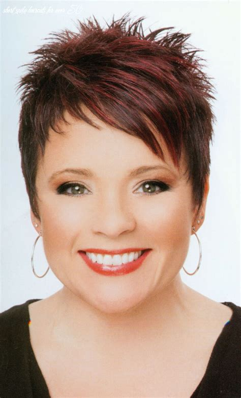Short-Spiky-Hairstyles-WomenOver-50