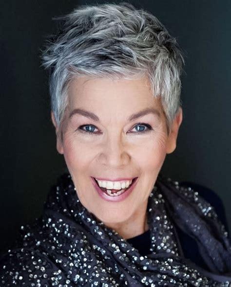 ShortGrey-Hair