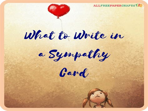 Signing-aSympathy-Card-Examples
