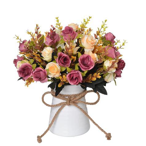 Silk-FlowerBouquets