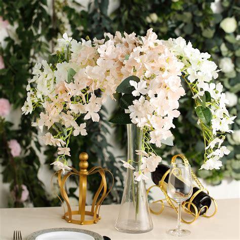 Silk-FlowerWedding-Centerpieces