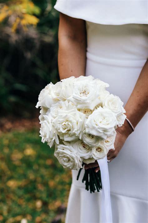 SimpleRose-Wedding-Bouquets