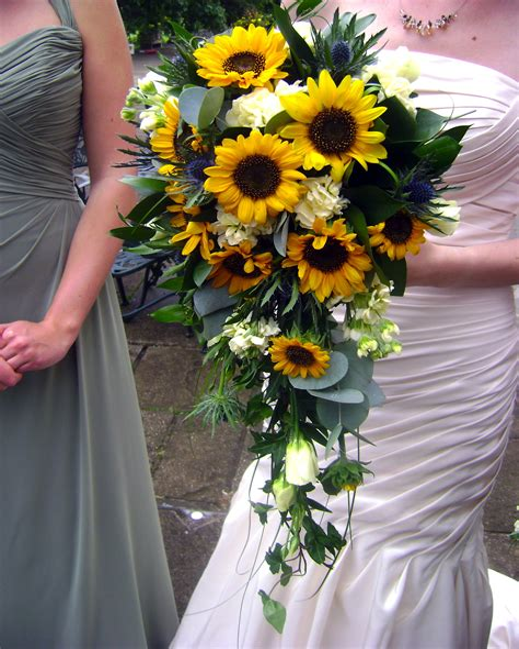 SimpleSunflower-Bouquet
