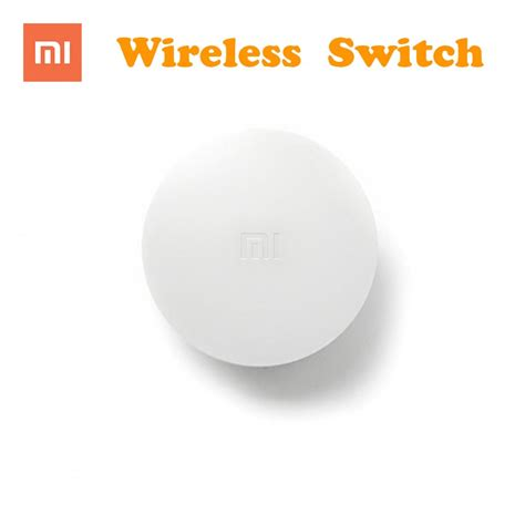 Smart Wireless Switch Home Device Accessory Control Center for Xiaomi | Watches Store Online Reviews