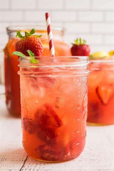 Smoothie Recipe Pink Lemonade