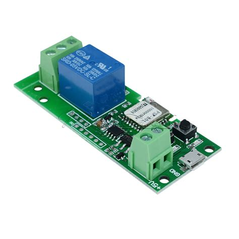 Sonoff WiFi Wireless Smart Switch Relay Module 5V for Home Apple Android APP | Watches Store Online Reviews