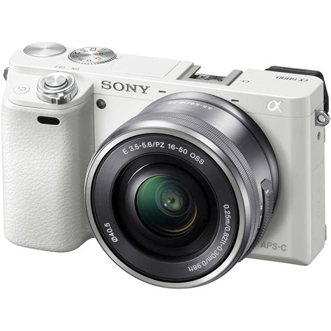 Sony Alpha a6000 Mirrorless Digital Camera 24.3 MP SLR Camera Barely Used | Digital Cameras