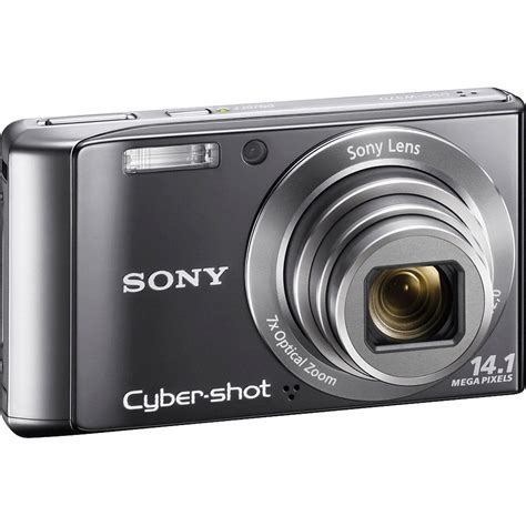 Sony Cyber shot DSC W370 | Digital Cameras