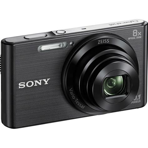 Sony Cybershot DSC W830 20.1MP 8x Zoom Digital Camera 8GB SD & Free shipping | Digital Cameras