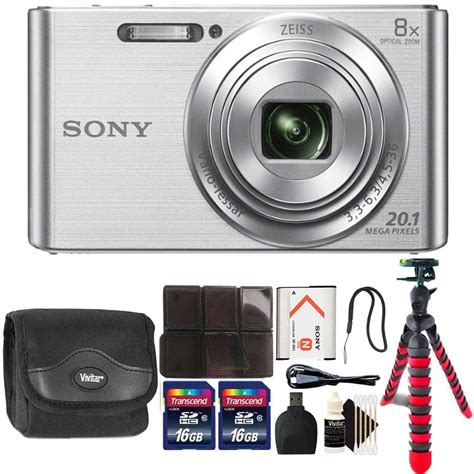 Sony DSC W830 20.1MP Point and | Digital Cameras