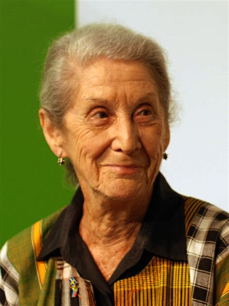 South Africa Nadine Gordimer