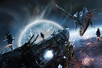 Space Battle Scenes