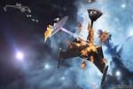 Space Battles Star Trek