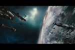 Space Battles in Movies & TV