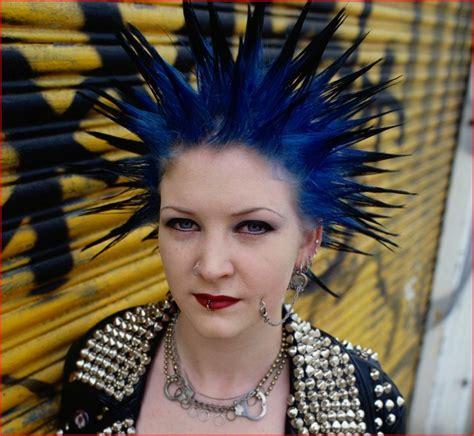 Spiky-PunkShort-Hair