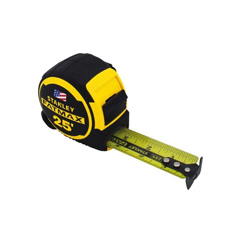 Stanley 25 ft Tape Measure Ergonomic Durable Highly Visible Tru Zero Hook Green | Watches Store Online Reviews