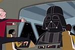 Star Wars vs Star Trek Animated