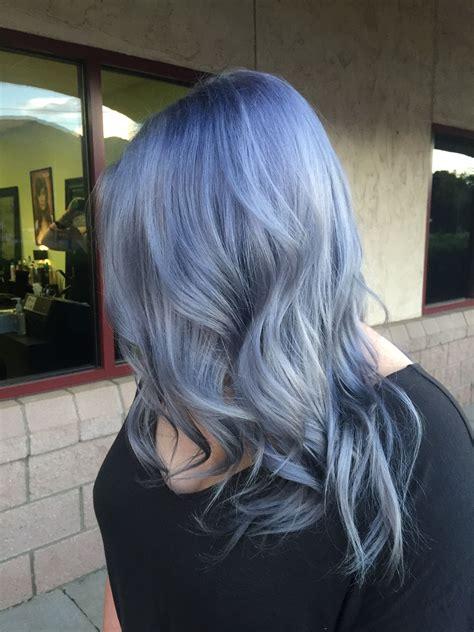 Steel-BlueHair-Color