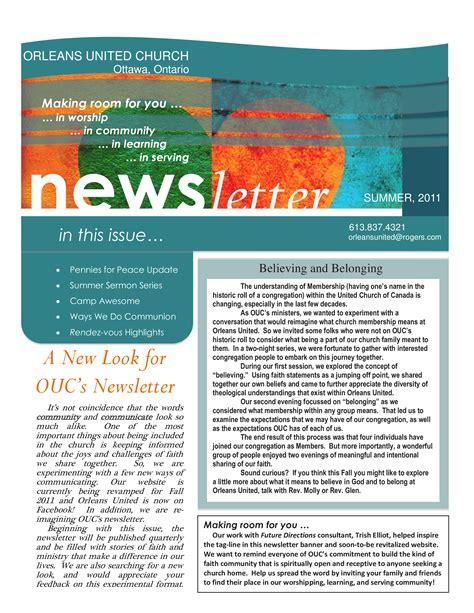 SummerNewsletter-Template