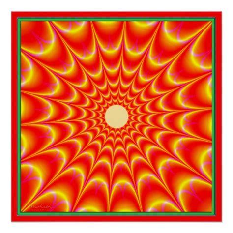 Sun Optical Illusion
