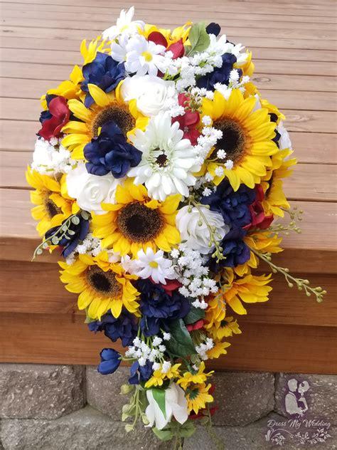 Sunflower-BouquetArrangements