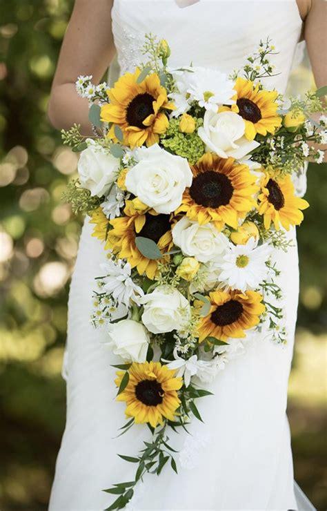 Sunflower-Wedding-Bouquet