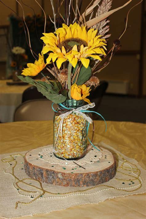 Sunflower-WeddingCenterpieces