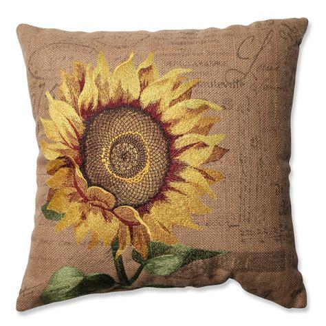 SunflowerPillows-Decorative