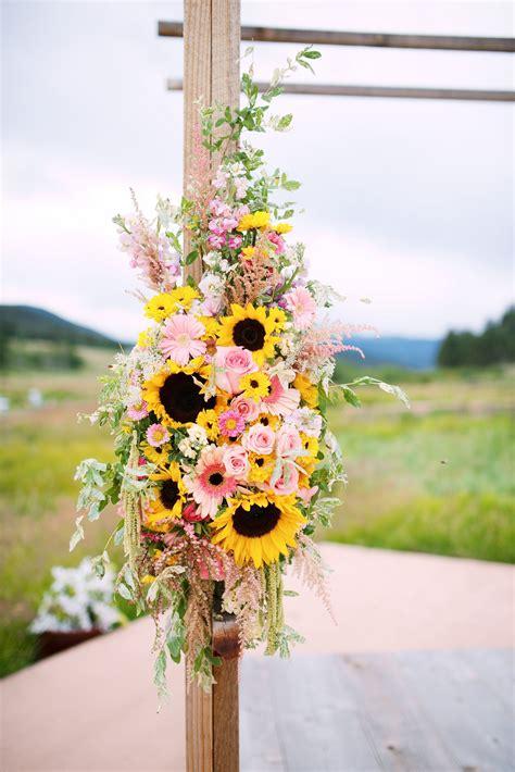 SunflowerPink-Wedding