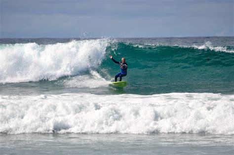 Surfing San Diego Beach