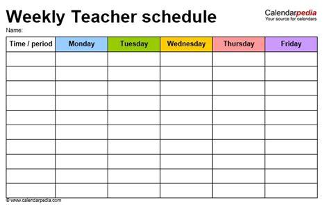 TeacherSchedule-Template