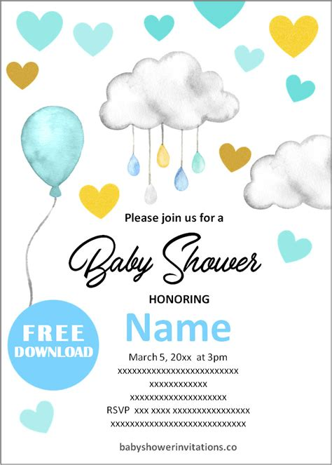 Template-forBaby-Boy-Baby-Shower