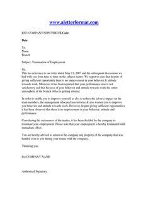 Termination-Notice-LetterSample