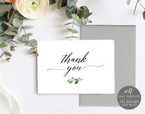 Thank-You-CardFoldable-Template