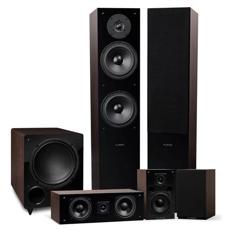 Theater System 5.1 Surround Sound Speakers | Gps Store