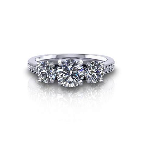 Three-StoneEngagement-Ring