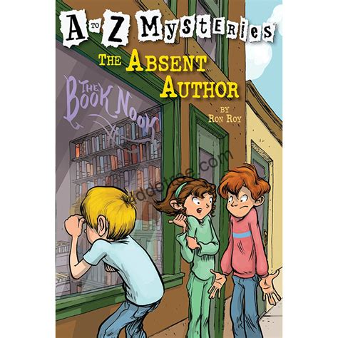 To Z Mysteries Children\'s Books | Watches Store Online Reviews