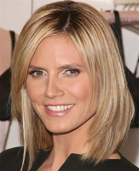 TrendyMedium-Length-Hairstyles