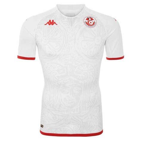 Tunisia World Cup Jersey