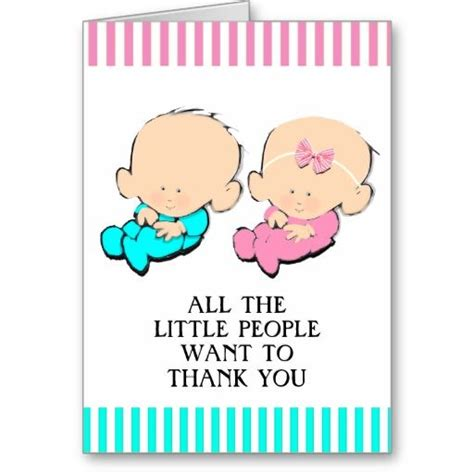 Twin-Baby-ShowerThank-You-Cards