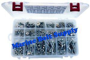 Type 316 Stainless Steel Master Hex Head Bolt Assortment Kit (Marine Grade) | Watches Store Online Reviews