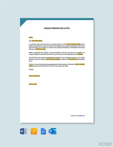 Vendor-Termination-LetterSample