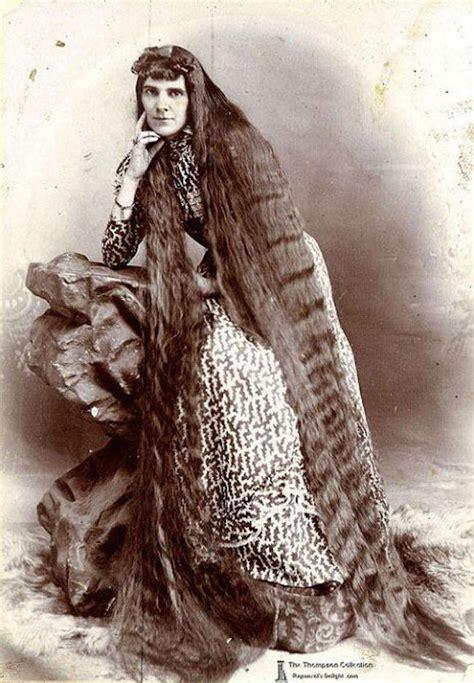 VictorianLong-Hair