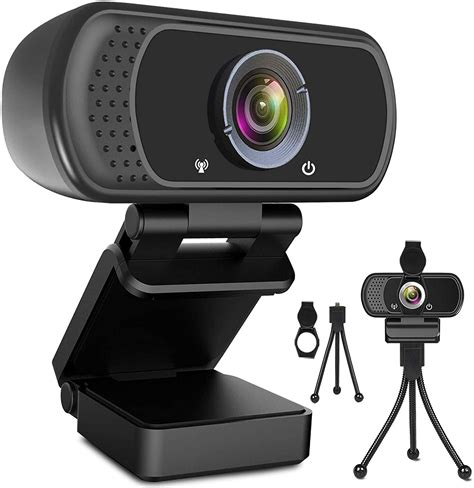 Video Camera Microphone HD 1080P | Digital Cameras