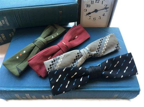 Vintage Men\'s Clip On Bow Tie Lot Beau Clip Ormond NYC | Watches Store Online Reviews