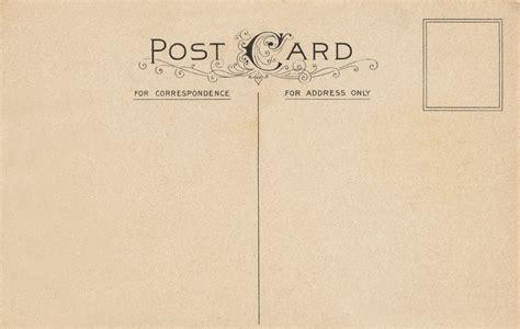 Vintage-Postcard-TemplatesFree