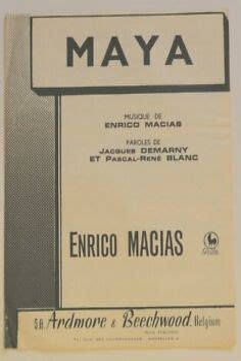 VintageSheet-Music