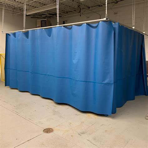 Vinyl-CurtainsIndustrial